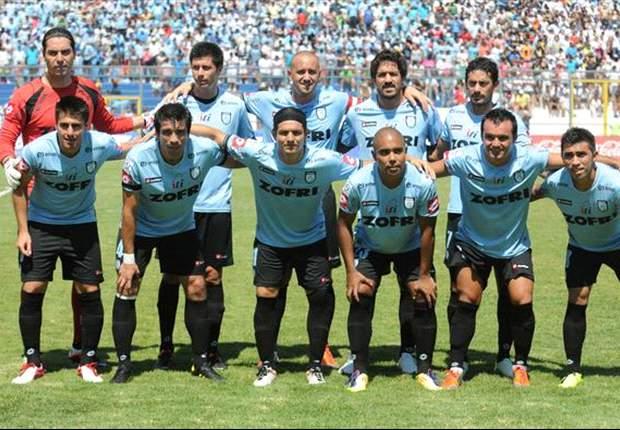 Cristian Díaz aparta dos jugadores por mala conducta