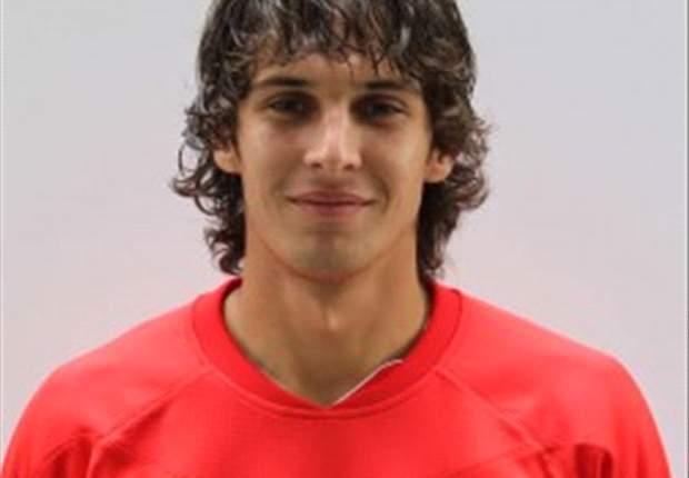 Lucas Domínguez, feliz por estar en Colo Colo