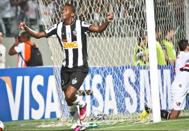 Atlético-MG 2 x 1 São Paulo: Mineiros sufocam visitantes e vencem na estreia da Libertadores