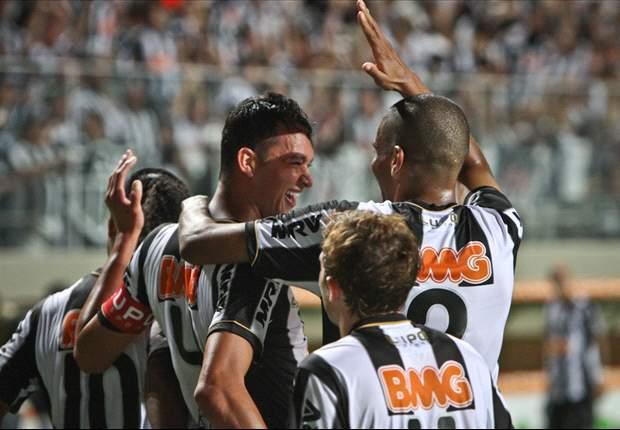 The Strongest 1-2 Atlético Mineiro: Ronaldinho y compañía ya están en octavos de la Libertadores
