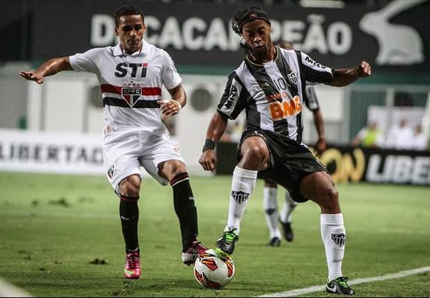 Ronaldinho pensó en retirarse cuando enfermó su madre