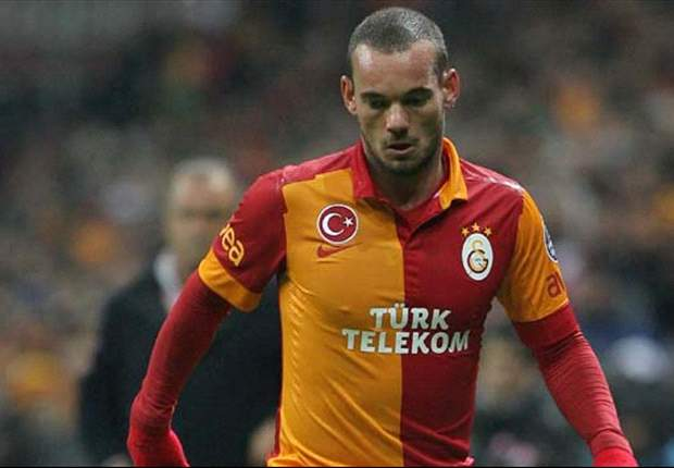 Sneijder: Galatasaray going all out for victory