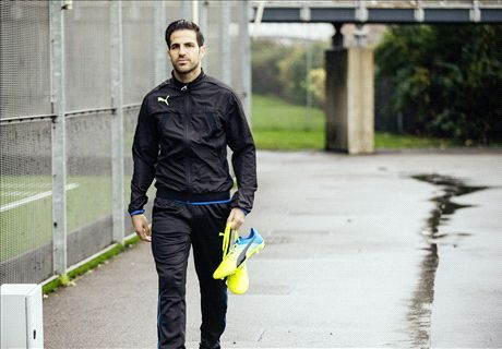 Cesc: The man who changed my career
