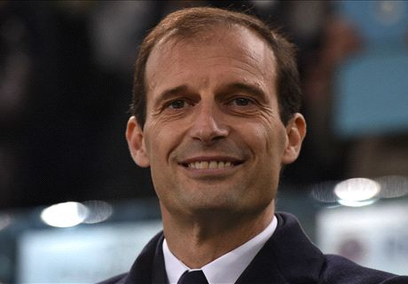 Allegri: Chelsea links do not exist