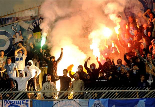 Threat of racism casts gloomy shadow over Liverpool and Zenit clash