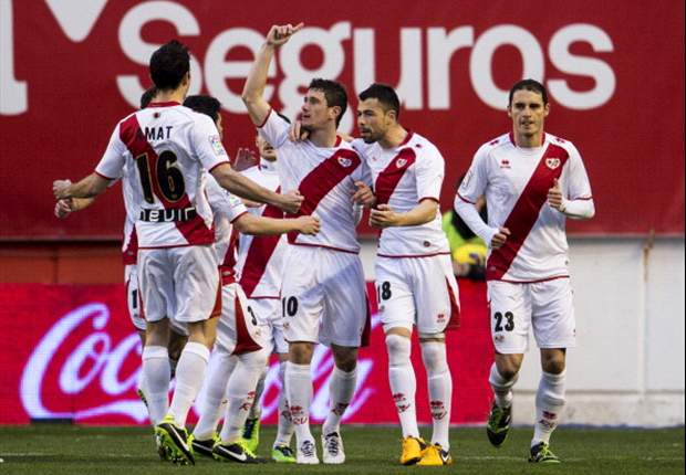 Image Result For Sporting Gijon Vs Rayo Vallecano En Vivo Junio