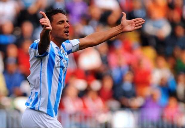 Osasuna 1-1 Málaga: La fortuna sonríe a los rojillos