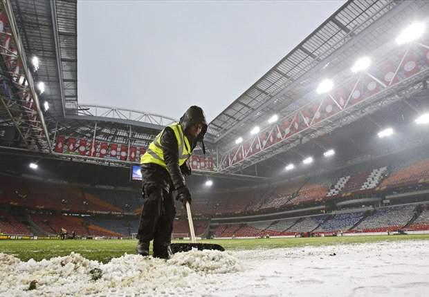"""Ajax: """"Beter om in buitenlucht te spelen"""""""