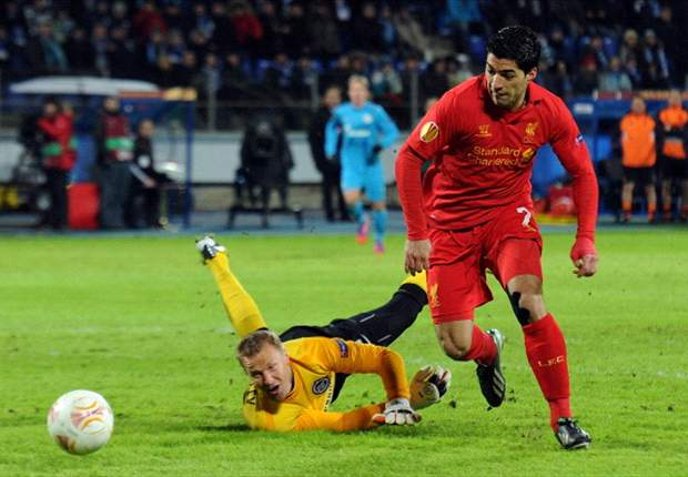 Suarez left in solitude as Zenit d