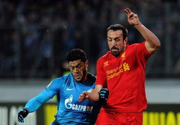 Zenit St Petersburg 2-0 Liverpool: Incredible Hulk strike stuns lackluster Reds