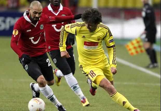 Schafft Hannover 96 gegen Anzhi Machatschkala noch die Wende?