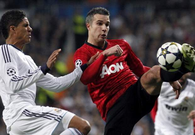 Van Persie: I am addicted to Manchester United