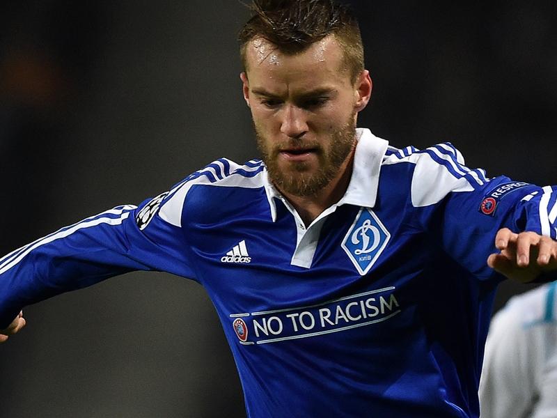 Officiel - Andrei Yarmolenko s'engage avec Dortmund