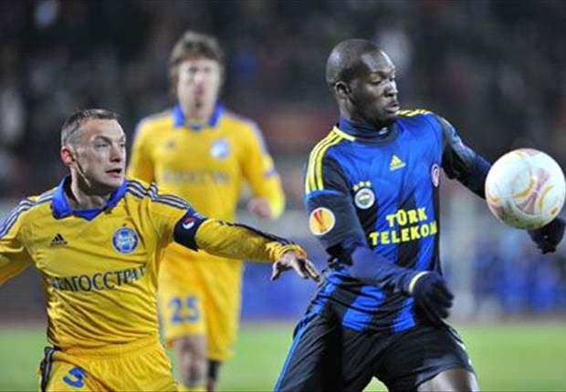 Ligue Europa - Fenerbahçe - BATE Borisov à huis clos