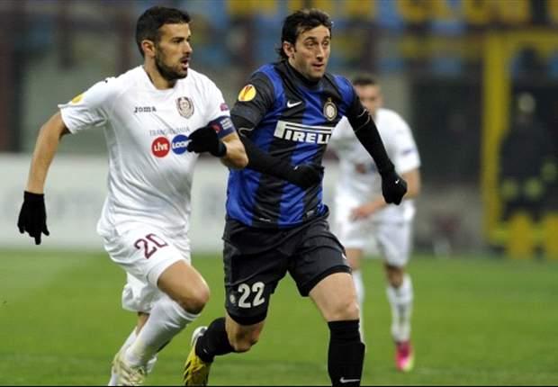 """Sportività Milan: nota del club rossonero a sostegno del """"grande campione Diego Milito"""". E Nagatomo ammette: """"All'Inter mancherà molto..."""""""