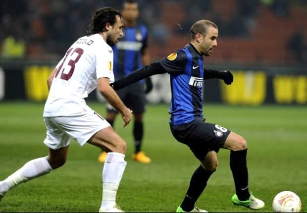 Stramaccioni ne convoca 21 per la trasferta dell'Inter a Cluj, c'è anche il baby Terrani. Per Palacio e Cassano almeno 45' a testa...