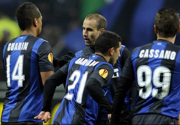 Inter 2-0 Cluj: Serious injury to Milito sours Nerazzurri triumph
