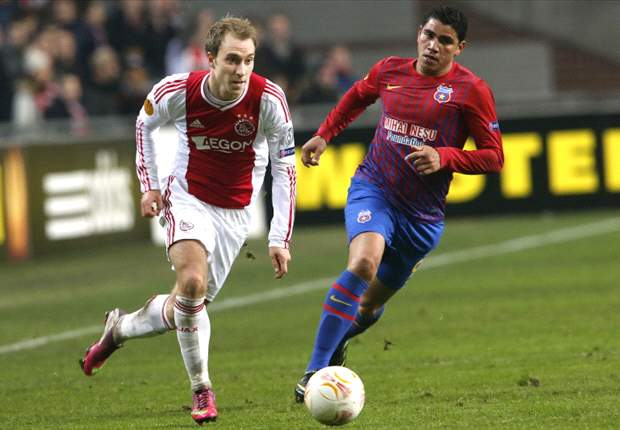 Tottenham target Eriksen hints at Ajax summer exit
