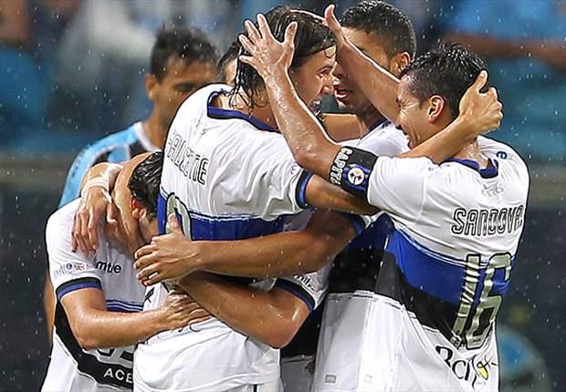 Grêmio 1 x 2 Huachipato: Em péssima noite, Grêmio leva baile no 1º tempo e perde na estreia