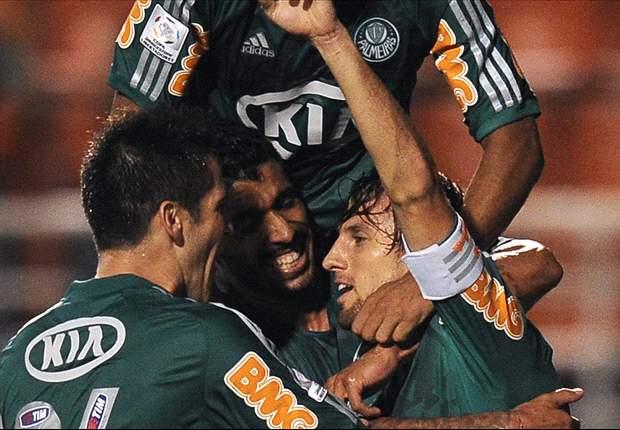 Palmeiras 2 x 1 Sporting Cristal: Verdão sofre para vencer time peruano no Pacaembu