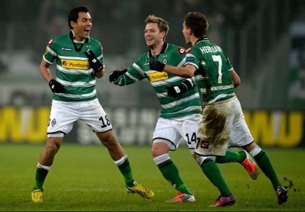 10.000 Fans von Borussia Mönchengladbacher in Rom erwartet