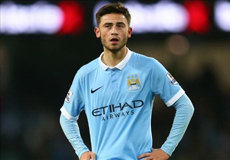 Confusion over Man City starlet's loan