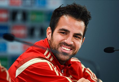 Moyes: We thought we'd signed Cesc