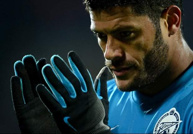 """Hulk: """"Estuve tanteando el Atlético de Madrid, pero me decidí por el Porto"""""""