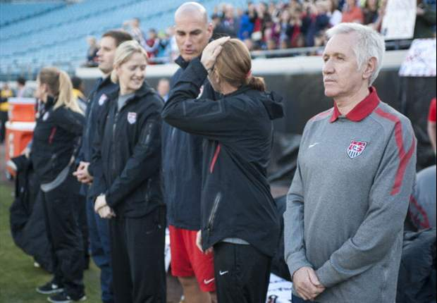 Sermanni starting to impose his personality on U.S. women's team