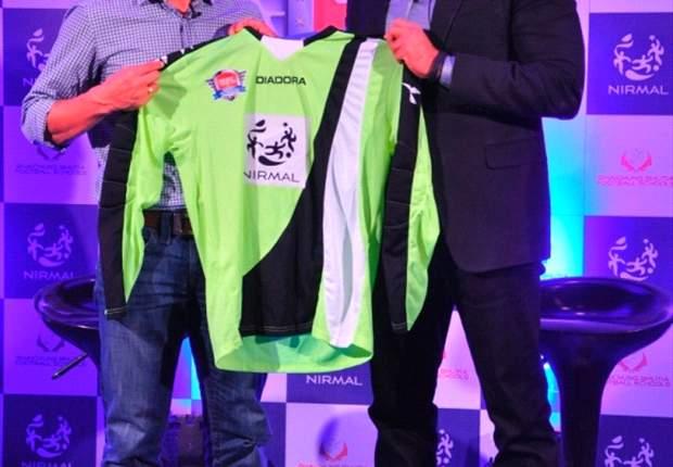 Nirmal and Bhaichung Bhutia Football Schools launch University Football League