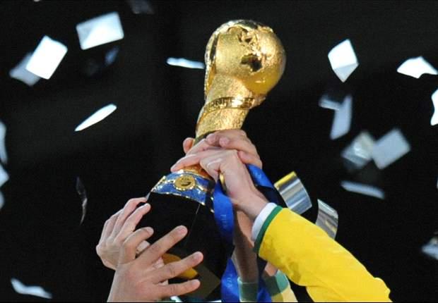 Fifa anuncia aumento de 14% na premiação da Copa das Confederações