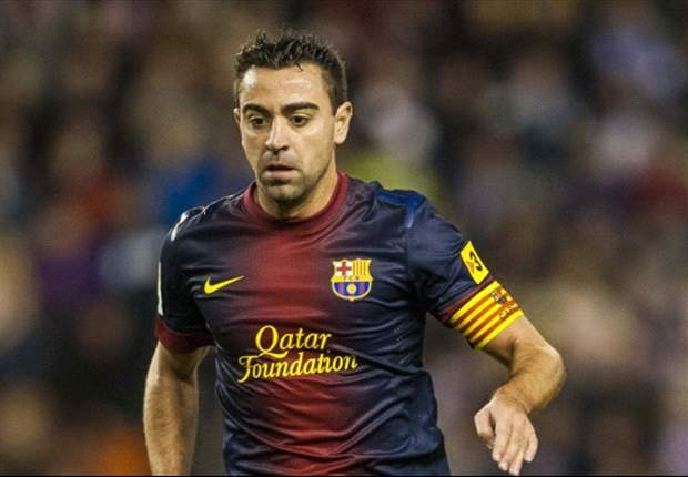 Xavi: Barcelona need an early goal against AC Milan