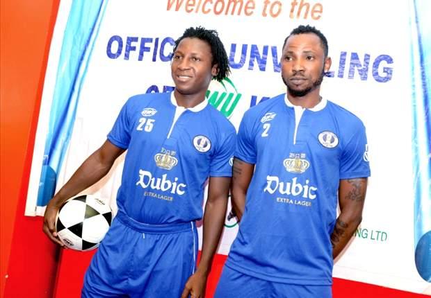 3SC's Mutiu Adegoke commends OWU over new sports wear