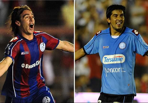 San Lorenzo y Belgrano, por la primera victoria