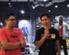 Pemain Arema Cronus Ramaikan Pembukaan Concept Store PUMA