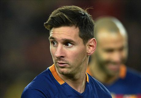 Messi undergoes further kidney tests