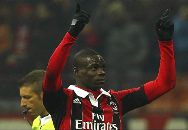 Balotelli: I am nearing my best form