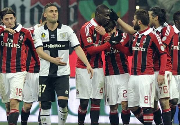 LdC, Milan AC - Le groupe face au Barça