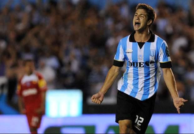 Racing de Avellaneda 2-0 Argentinos Juniors: Vietto lidera el resurgimiento