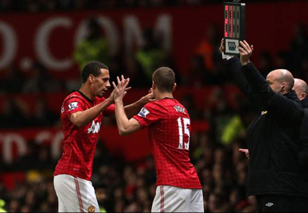 Vidic and Ferdinand no longer Manchester United's first-choice pairing, admits Sir Alex Ferguson