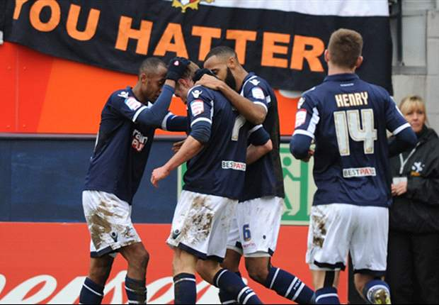 Luton Town 0-3 Millwall: Henry shines to send Lions into last eight