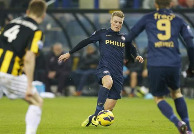 PSV met Marcelo en Derijck tegen Utrecht
