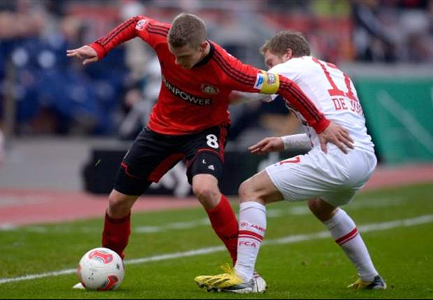 Lars Bender is happy at Leverkusen