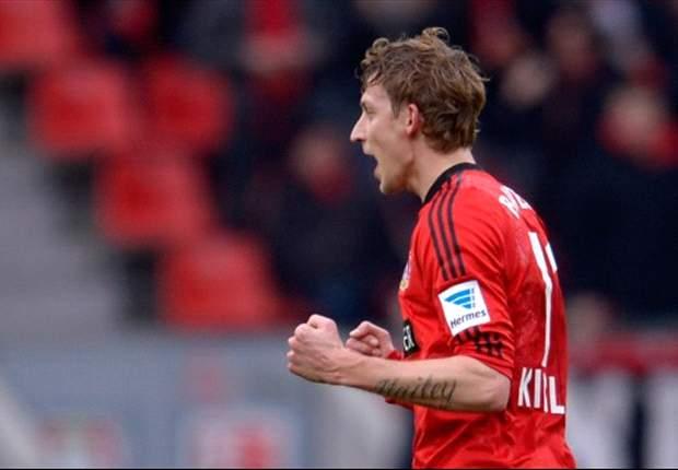 Leverkusen bestraft fahrlässige Augsburger
