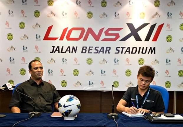 Pahang coach Dollah Salleh impressed with Faris Ramli