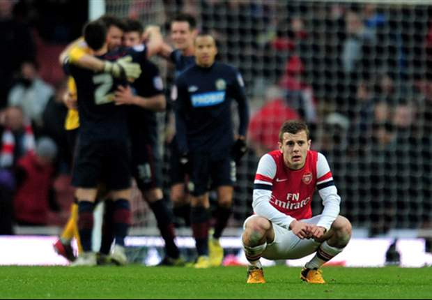 Wilshere: Arsenal can save season in Champions League