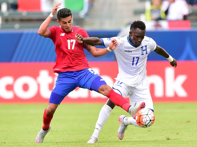 Costa Rica defender Matarrita out for the World Cup with hamstring injury