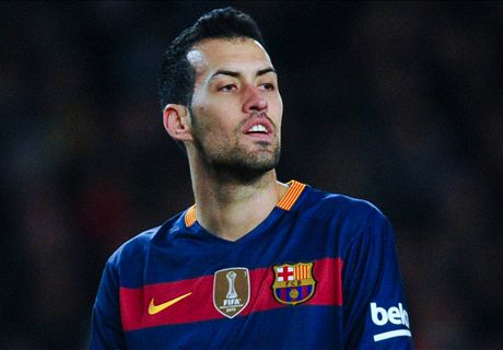 Busquets names midfield role models