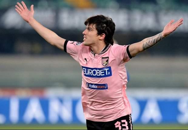 Formica jugó los últimos seis meses a préstamo en el Palermo italiano.