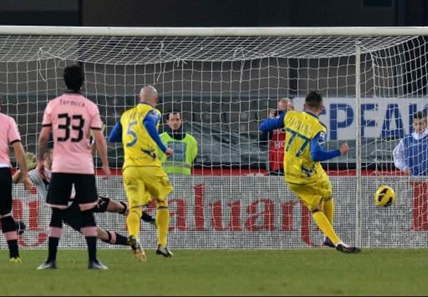 Gol Penalti Selamatkan Chievo